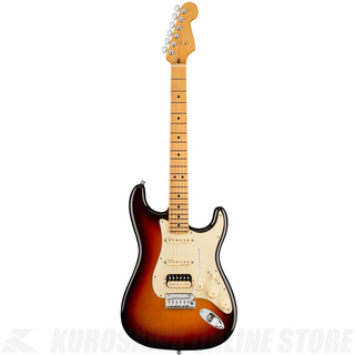 Fender American Ultra Stratocaster HSS,Maple Fingerboard,Ultraburst【小物セットプレゼント!】