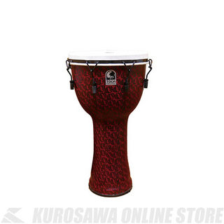 "TOCAFreestyle II Djembe 14"" - Red Mask - Synthetic Head w/Bag[TF2DM-14RMB]《ジャンベ》【送料無料】"