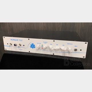 JULE AMPS Monique 700 Bass-Amp Head (White Version) 【USED】