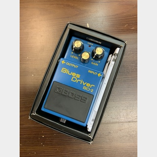 BOSS 【中古・箱付属】Blues Driver BD-2