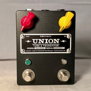UNION TUBE&TRANSISTOR Never MORE