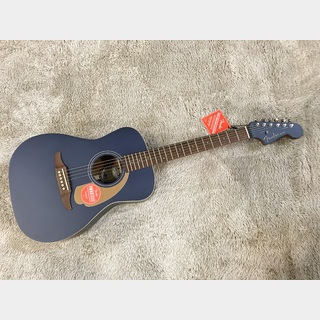Fender Acoustics Malibu Player Midnight Satin 【展示入替特価】