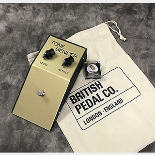 The British Pedal Company 50th Anniversary Tone Bender MKI ファズ【名古屋栄店】