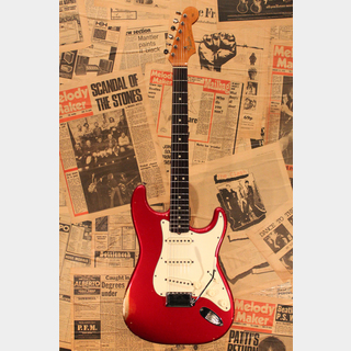 "Fender 1965 Stratocaster ""Original Candy Apple Red"""