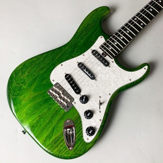 Bacchus BST-700B/GREEN エレキギター