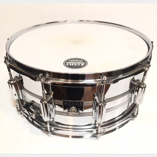 "Tama 80年代 IMPERIALSTAR POWERLITE STEEL 14""×6.5"" 【中古品】"