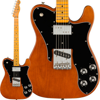 Fender USAAmerican Original 70s Telecaster Custom (Mocha) [Made In USA]]【お取り寄せ品】
