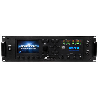FRACTAL AUDIO SYSTEMS Axe-Fx III 在庫あり