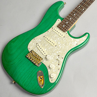 Fender Japan ST62/ASH/MH TRG 【Translucent green/トランスルーセントグリーン】