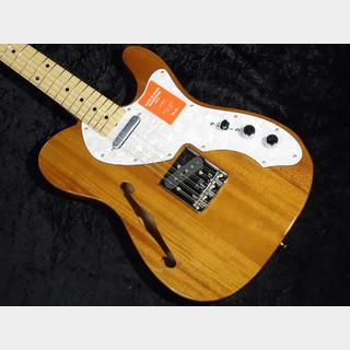 Fender MIJ Traditional 69 Telecaster Thinline Natural【サマーセール2020!!】 【豊田店】