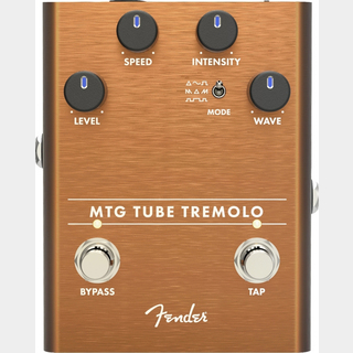 Fender USA MTG TUBE TREMOLO【3月下旬発売予定】