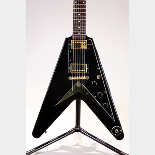 Gibson Custom Shop Flying V Mahogany Ebony 2008