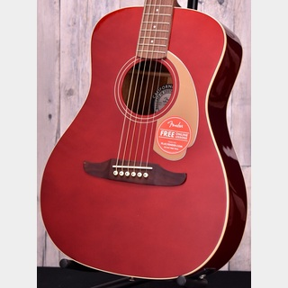 Fender Acoustics  Malibu Player -Candy Apple Red-