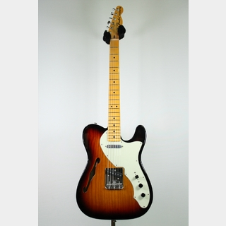 Fender American Original 60s Telecaster Thinline, Maple Fingerboard / 3-Color Sunburst