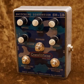 ALBIT 【USED】Cranetortoise Switching Distortion SW-1B [ベース用]【G-CLUB TOKYO】
