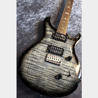Paul Reed Smith(PRS) SE Custom24 Charcoal Burst  #B48881 【入門者おススメ】【激杢個体】【新カラー】