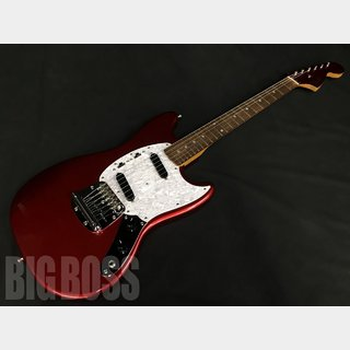 Fender Japan MG69/MH (Old Candy Apple Red)
