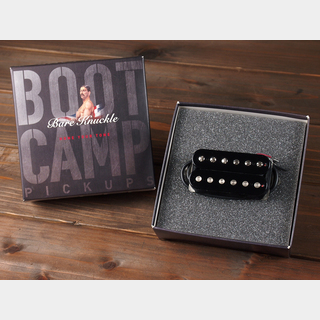 "Bare Knuckle Pickups""Boot Camp Series""  Old Guard / 6 String Humbucker / 50mm / Bridge / Open Black"