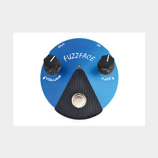 Jim Dunlop FFM1 Silicon Fuzz Face® Mini