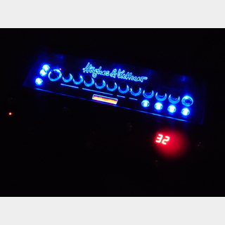 Hughes&Kettner Black Spirit 200 Floor