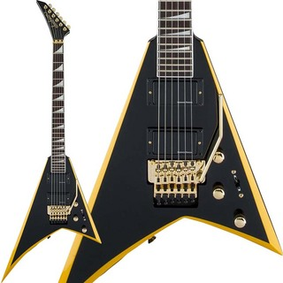 Jackson X Series Rhoads RRX24 (Black with Yellow Bevels) 【特価】