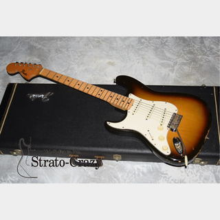 "Fender Stratocaster '71 Sunburst ""Lefty""/Maple Cap neck"