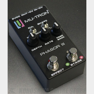 MU-TRON Phasor III BLK Limited Edition 【送料無料】