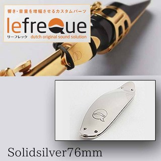 LefreQue SolidSilver 76mm