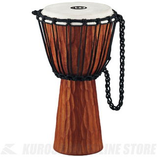 Meinl HEADLINER SERIES ROPE TUNED WOOD DJEMBES Nile SERIES HDJ4-S