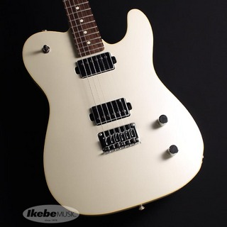 Fender Made in Japan Made in Japan Modern Telecaster HH (Olympic Pearl/Rosewood Fingerboard)