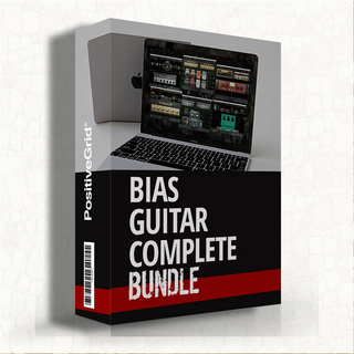 Positive Grid【メール納品】Positive Grid BIAS Guitar Complete