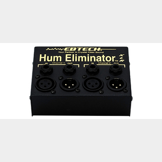 Ebtech Audio HUM ELIMINATOR HE-2-XLR