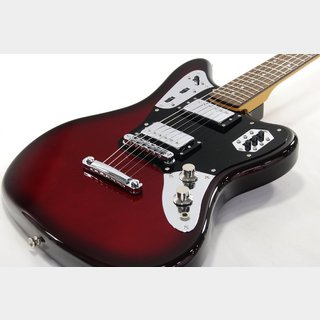 Fender Japan Jaguar Special JGS Gun Metal Red Burst (MRB)【WEBSHOP】