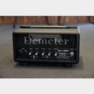 Demeter Amplification Bass 400D