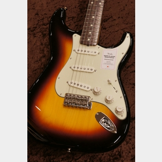 Fender Japan 【2020年モデル!!】Made in Japan Traditional 60s Stratocaster -3 Color Sunburst-