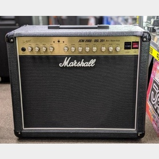 Marshall JCM2000 DSL201  Dual Super Lead 20W