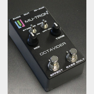 MU-TRON Octavider BLK Limited Edition 【送料無料】