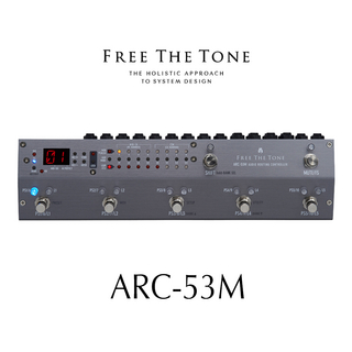 Free The Tone ARC-53M(S) Audio Routing Controller