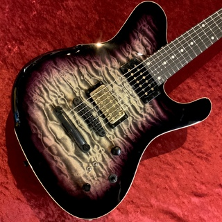 dragonfly BORDER 7ST 666 CUSTOM -Quilted Maple/Light Ash-【分割48回まで無金利! & 下取り25%UP! 】