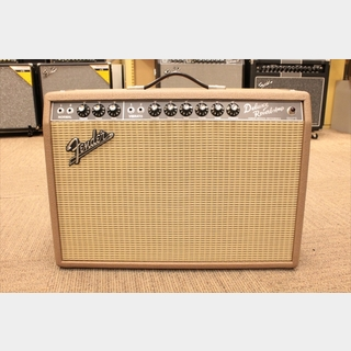 Fender Limited Edition '65 Deluxe Reverb Fudge Brownie