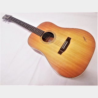 K.YairiLO-65 Honey Burst  HB USED