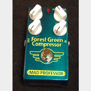 MAD PROFESSOR New Forest Green Compressor 【11月20日までの限定SALE特価】【送料無料】