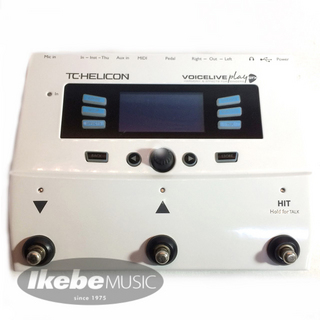 TC-Helicon VoiceLive Play GTX 【委託中古品】