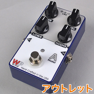 WIZ-PEDAL MODEL-A -CUSTOM OVERDRIVE 【アウトレット】