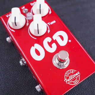 Fulltone OCD V2 Candy Apple Red