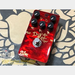 BJF ElectronicsDyna Red Distortion Tiger 5K
