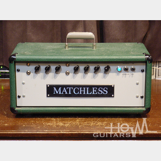 Matchless 1992年製 RM/C-30 Green Sampson-Era [Ultra Rare!!]