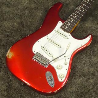 Fender Custom Shop 1963 Stratocaster Relic Candy Apple Red 【名古屋栄店】