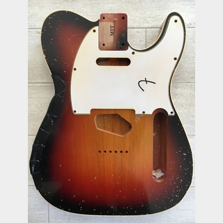 "MJT Double Bound Telecaster Body - ""Frusciante"""