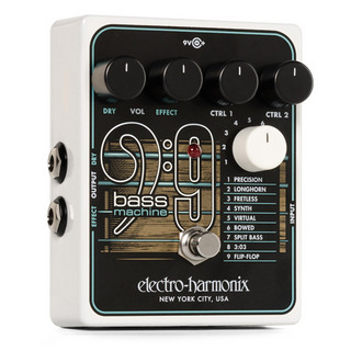 Electro-Harmonix BASS9 [Bass Machine]